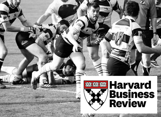 the rugby approach in agile innovation