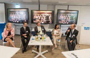 TU Alumni Veranstaltung, 14.7.2017, TU München