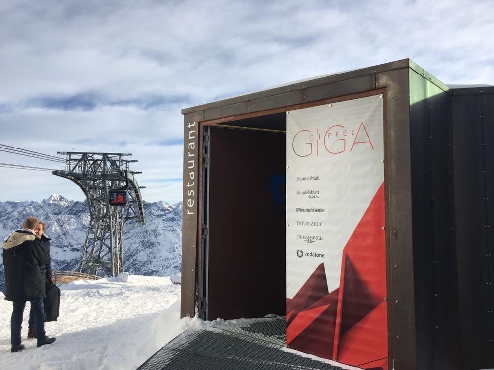 GIGA Gipfel Jan Fischer Digitalisierung