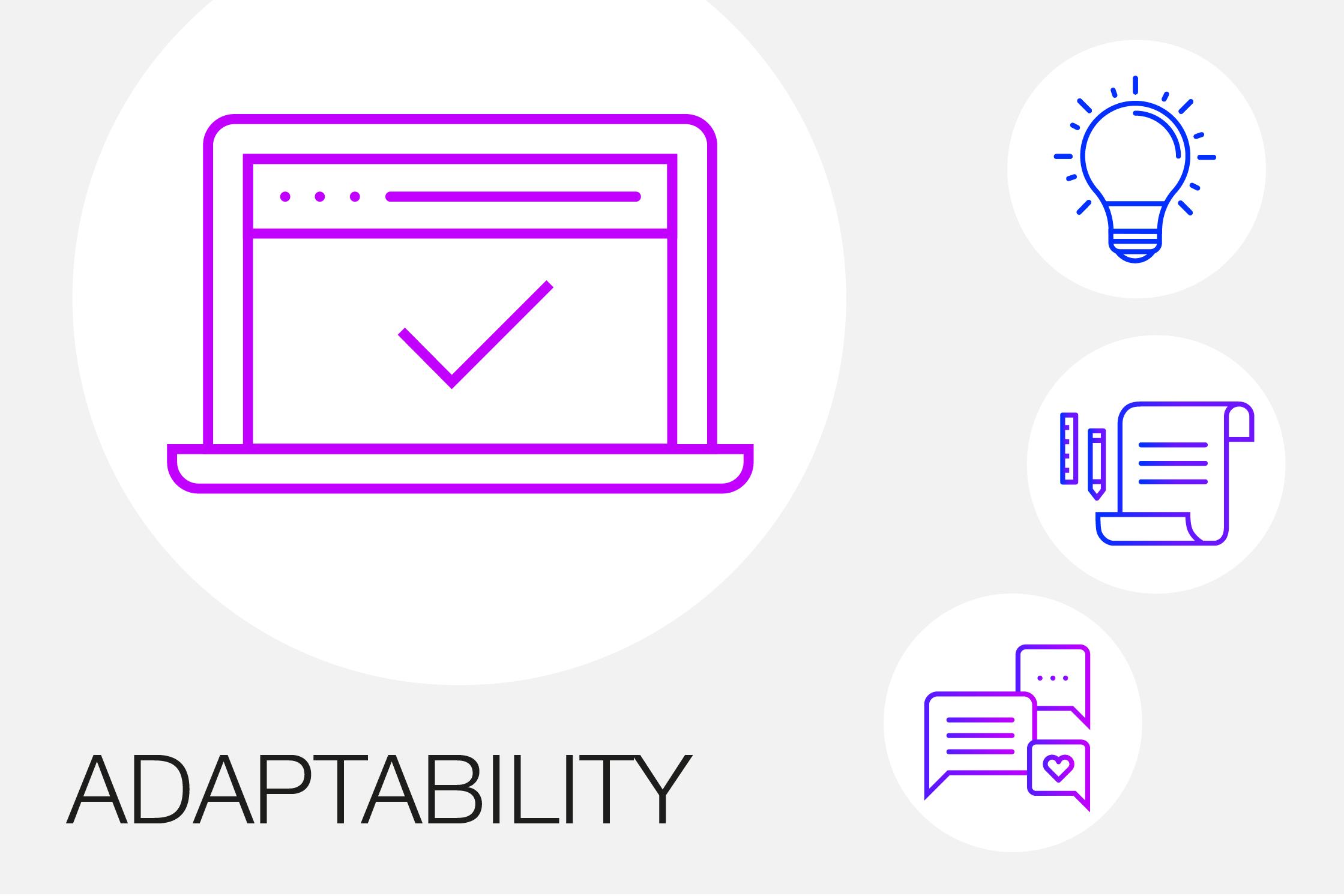 Principles of Agile Innovation: Adaptability