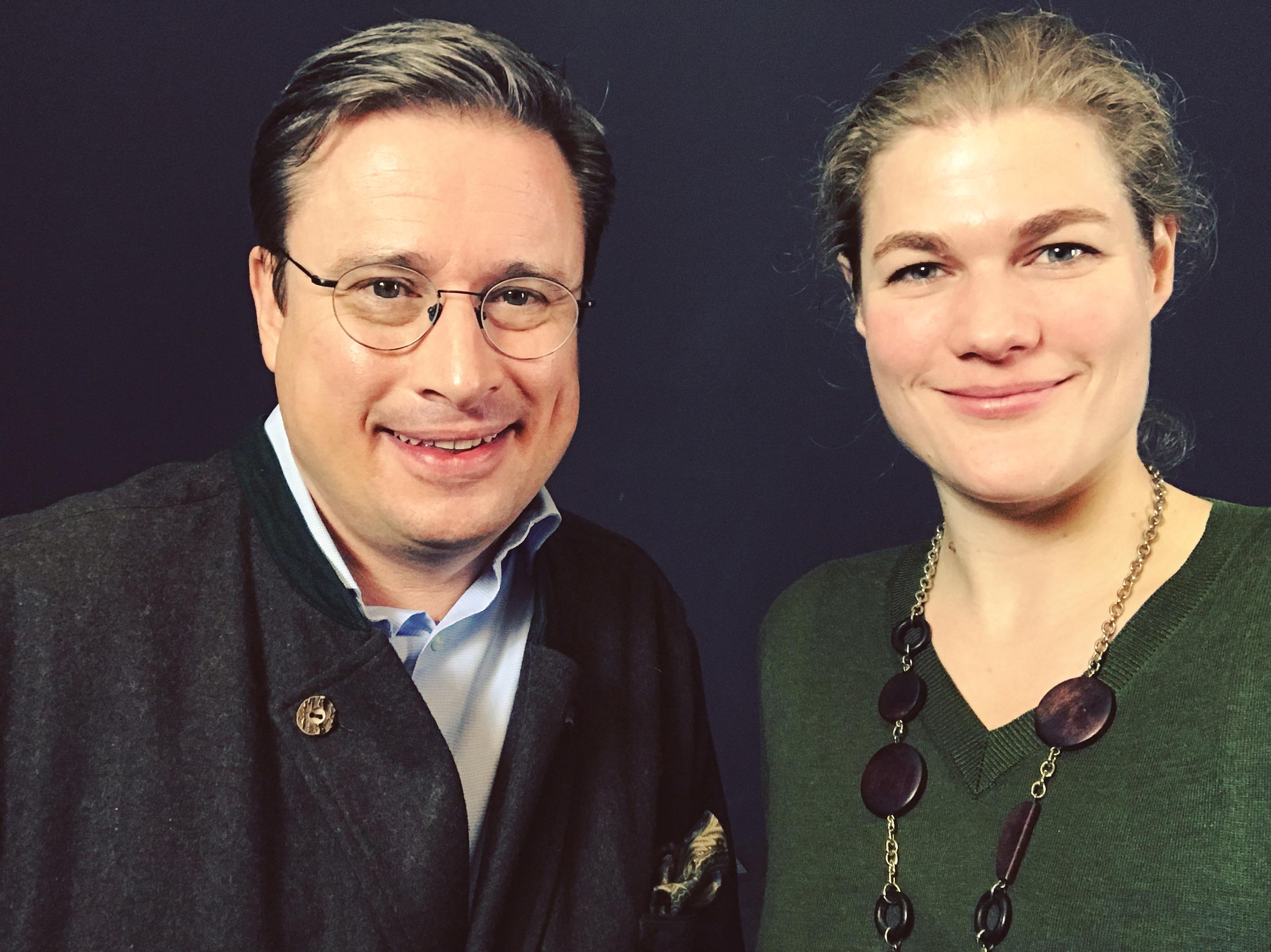 Boris von Chlebowski und Catharina van Delden – ein Interview zu agilen Methoden in Staat und Verwaltung.