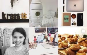 Wie das Leben bei innosabi so aussieht, zeigt unser Instagram Kanal