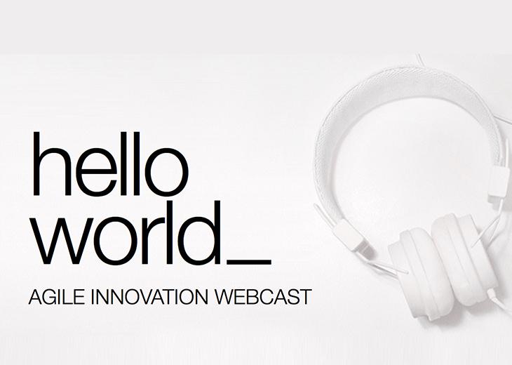 innosabi Webcast hello world zu agile Innovation