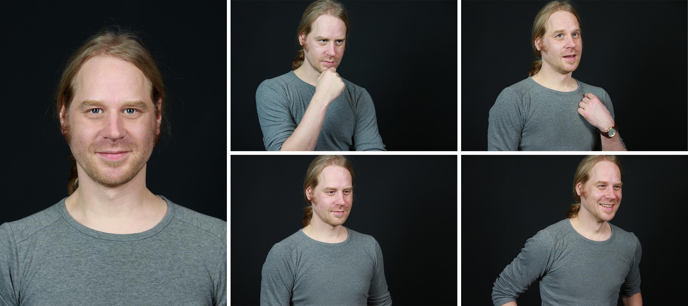 Vorstellung Hans-Peter Heid