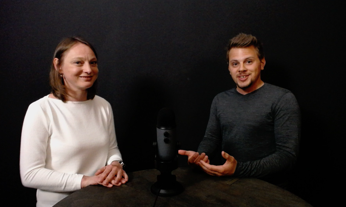 innovators studio Interview mit Ute Nitschke