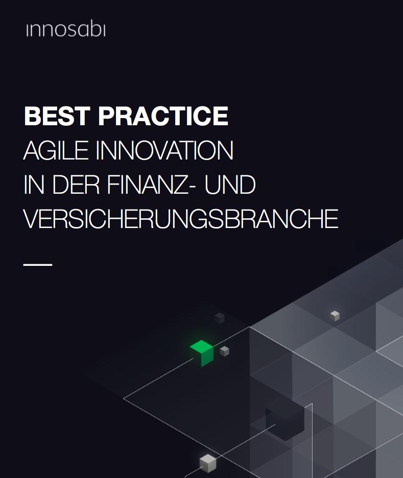 best practice – agile innovation in Finanz- und Versicherungswesen