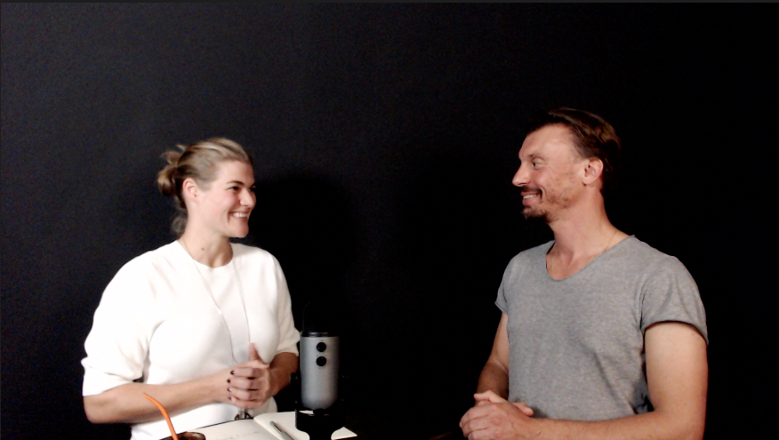 Christos Chantzaras im Interview mit Catharina van Delden