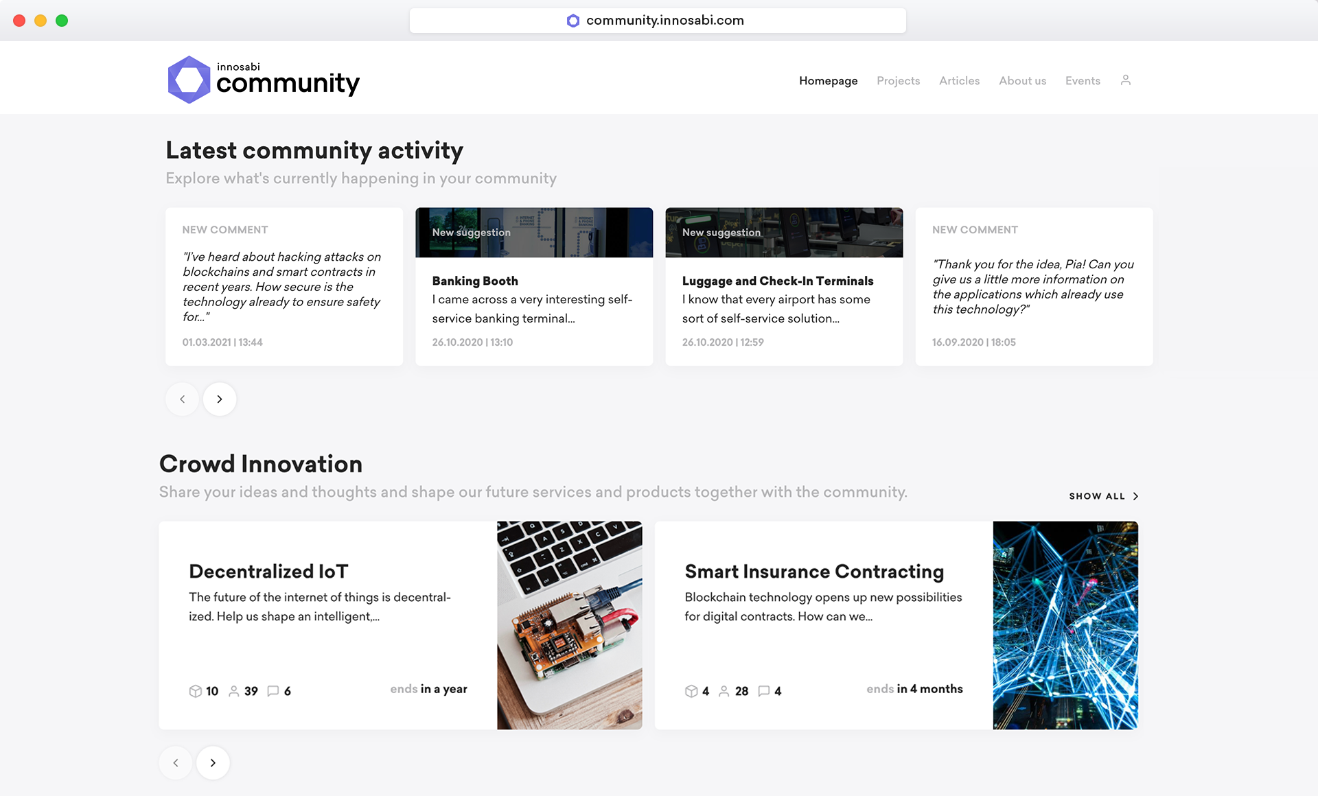 innosabi community software